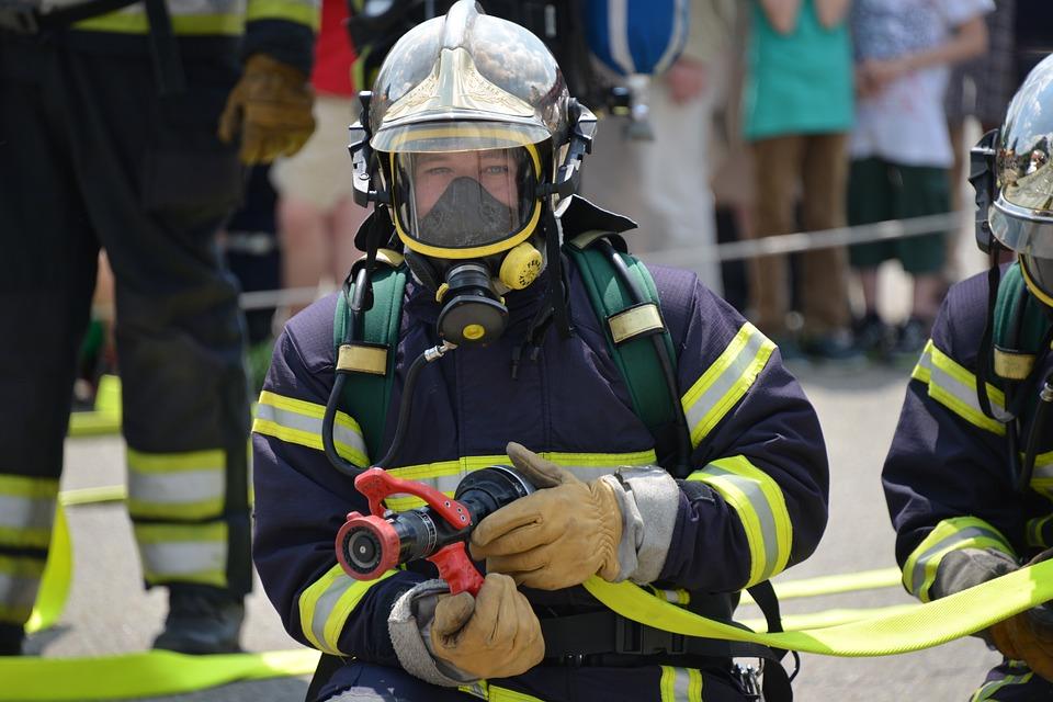 Für eine Stadt, die mit einer gut ausgestatteten Feuerwehr ihre Bürger*innen schützt